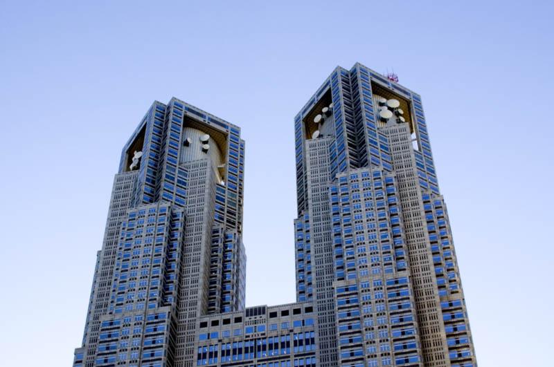 Tokyo Metropolitan Government Building: Nishi-Shinjuku - Where In Tokyo listing