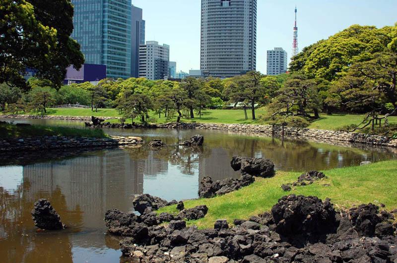 Hama-Rikyu Gardens: Tsukiji - Where In Tokyo listing